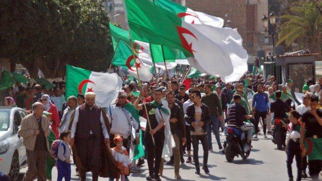 Politique algérienne