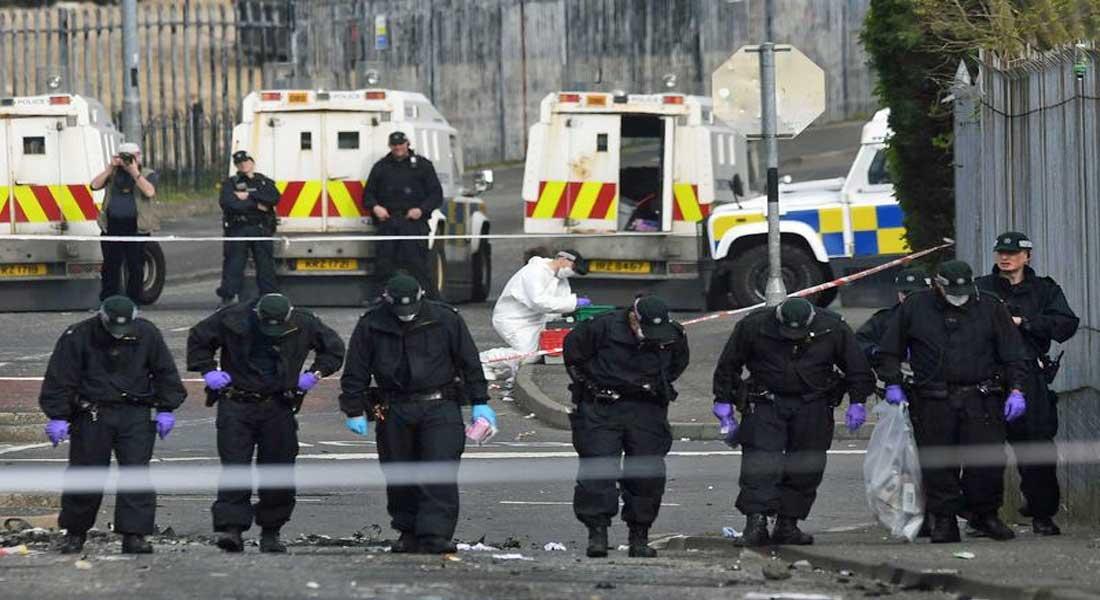 Troubles dans les quartiers pro-britanniques d'Irlande du Nord