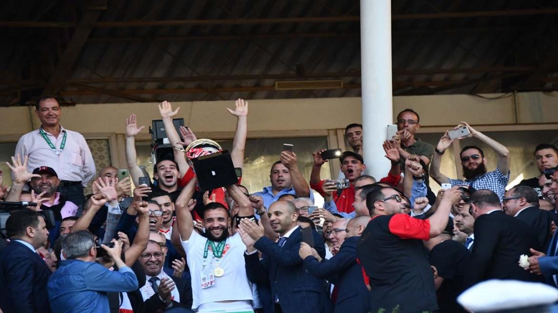 Vidéo – Suprer Coupe d'Algérie – USMAlger 1 – CRBelouizdad 2