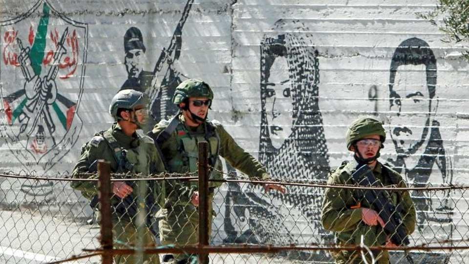 plastine israël