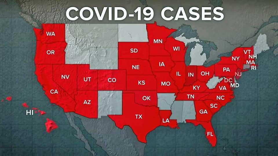 Coronavirus: Les Etats Unis comptent plus de 250.000 décès