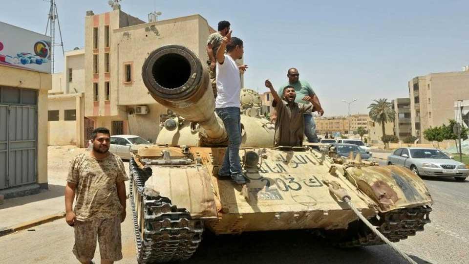 libye guerre