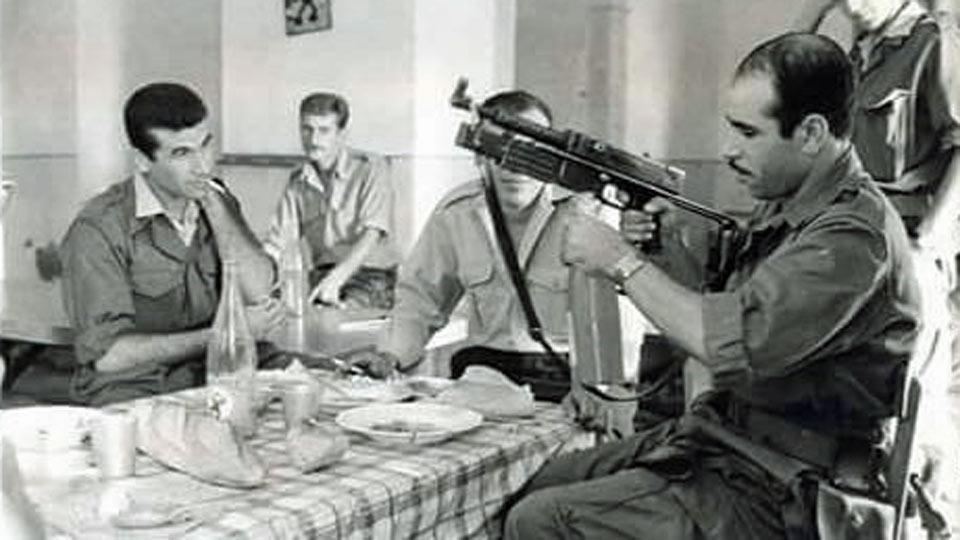 Lakhdar Bouregaâ un des héros de la révolution algérienne est mort