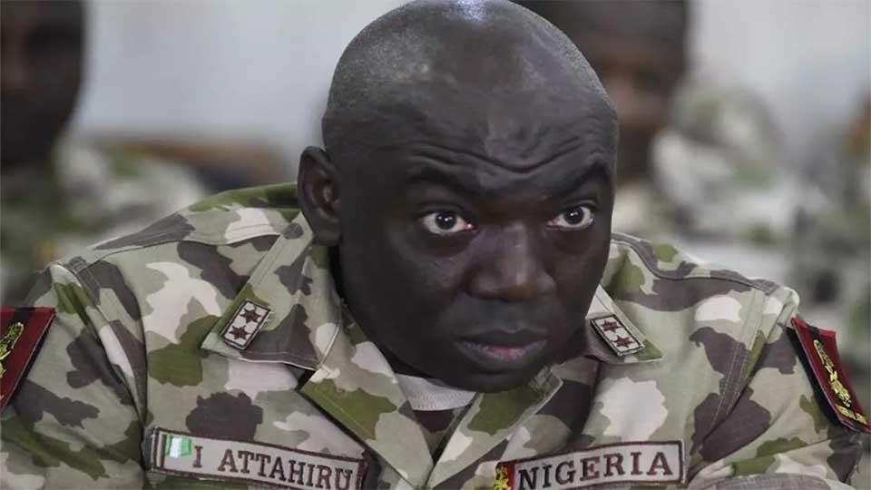 chef armee nigeria