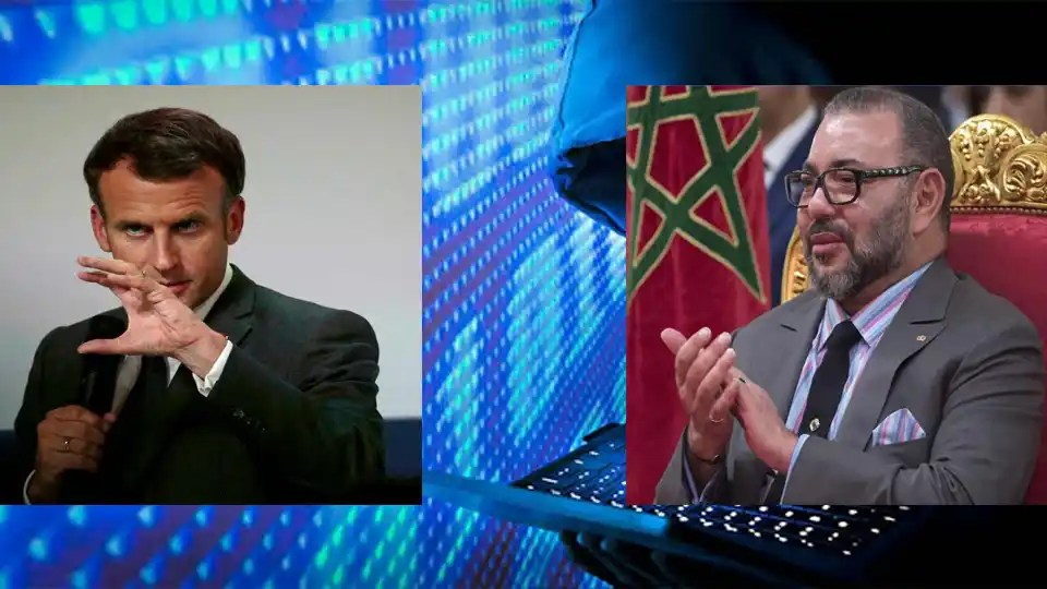 Macron M6 pegasus