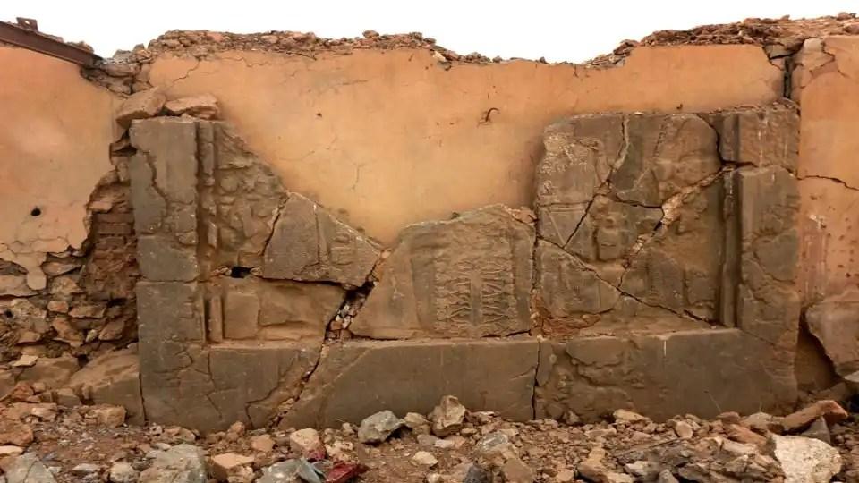antiquitee irak