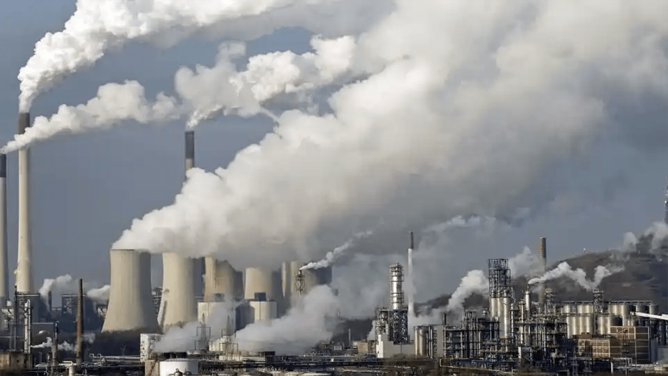 gaz effet serre