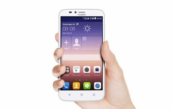 HUAWEI Y625 front