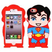 Superman case  Iphone 6 et 6S  back and front