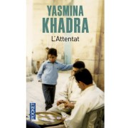 L'Attentat de Yasmina Khadra pocket