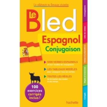 Le Bled Espagnol Conjugaison vente en ligne