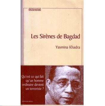 Les sirenes de baghdad de yasmina khadra