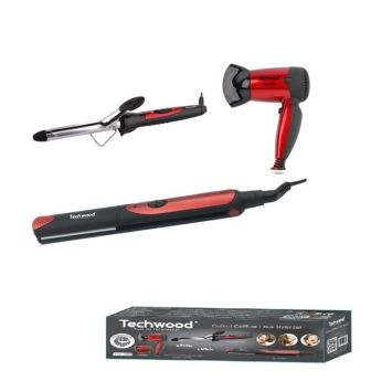 Coffret coiffure Techwood