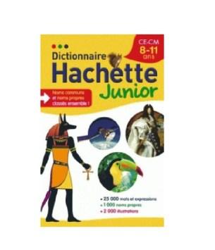 Dictionnaire Hachette Junior CE-CM 8-11 ans