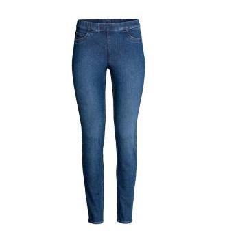Pantalon H&M Tregging super stretch