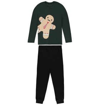 Pyjama TEZENIS Vert