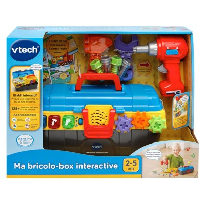 MA BRICOLO-BOX INTERACTIVE