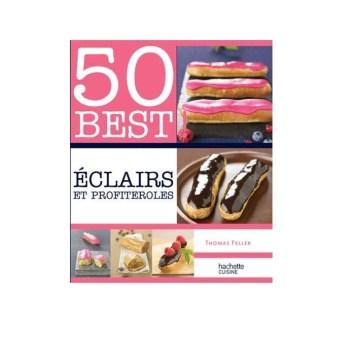 Éclairs et profiteroles - 50 best