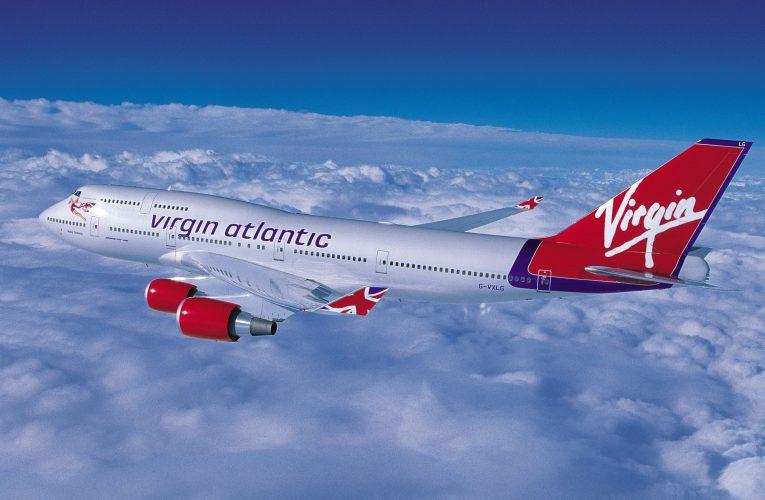 Virgin Atlantic Quitte Gatwick Airroport