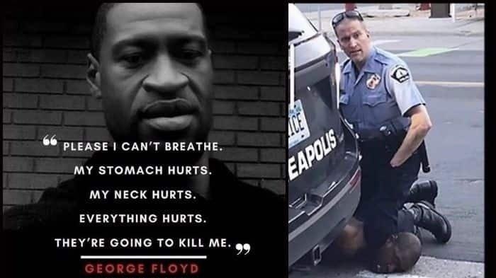 USA>Minnesota>L'officier de Police Derek Chauvin arreté par les enqueteurs