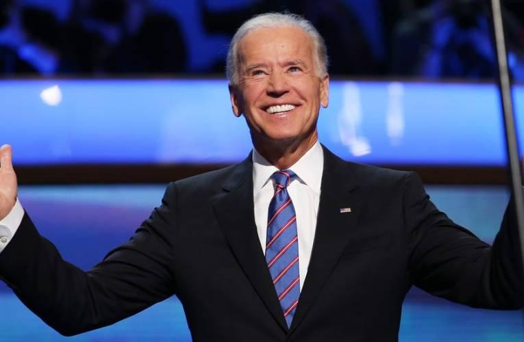 Joe Biden le candidat présidentiel démocrate aux élections de novembre contre le président Donald Trump