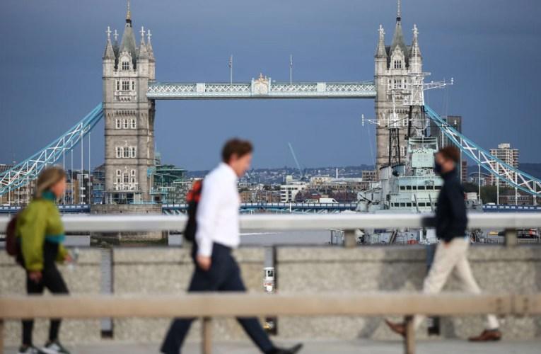 COVID-19 La Grande-Bretagne est à un point de basculement
