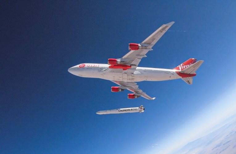 Virgin envoie avec succès des satellites dans l'espace