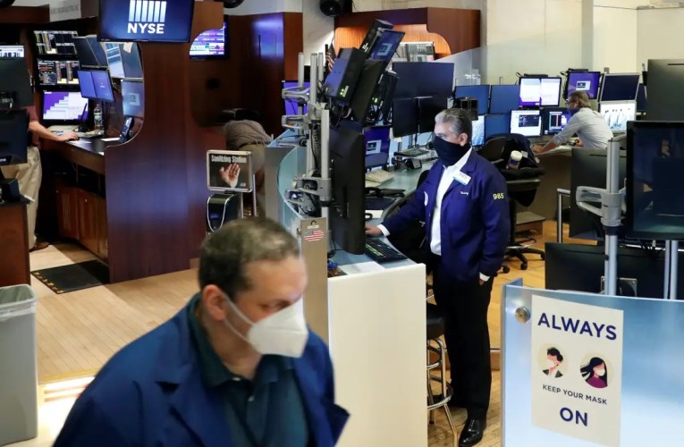 Le Dow Jones augmentent de 100 points après la semaine perdante de Wall Street