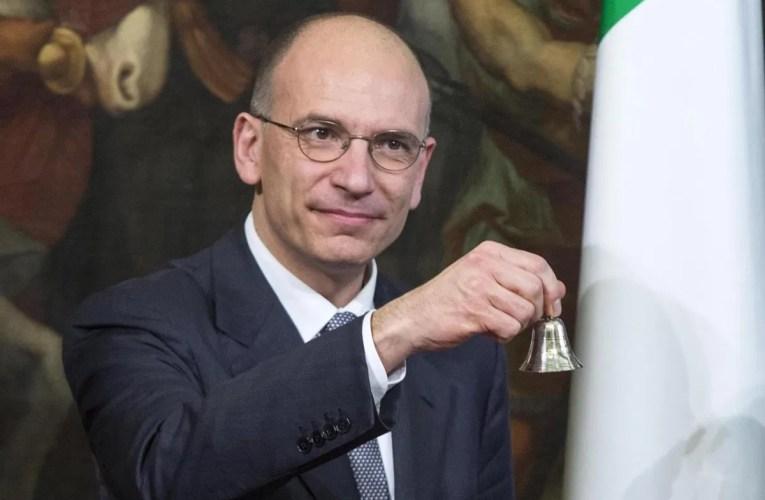 Italie- L'ancien Premier ministre Enrico Letta élu à la tête du Parti Démocrate