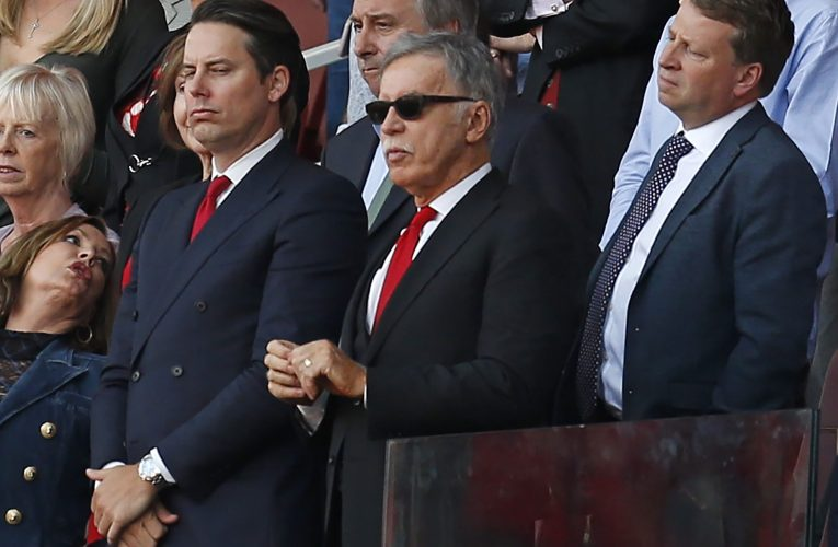 Londres- Arsenal n'est pas à vendre, insiste la famille Kroenke