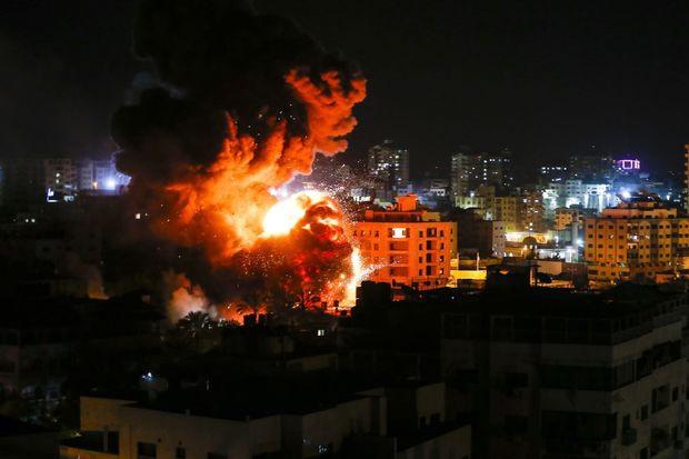 فلسطين: ارتفاع عدد ضحايا قصف الاحتلال إلى 119 شهيدا