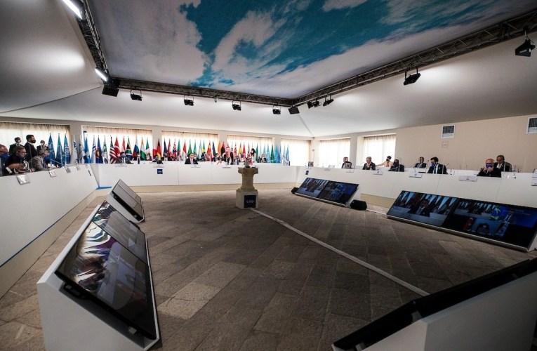 G20- Boukadoum plaide pour le multilatéralisme pour réduire les effets du Covid-19