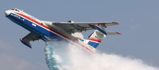 الجزائر: اقتناء طائرات قاذفة للمياه لمكافحة حرائق الغابات