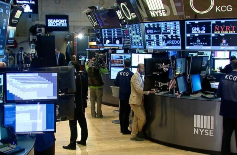 NYSY- Septembre démarre lentement; les prix du pétrole et du gaz continuent d'augmenter