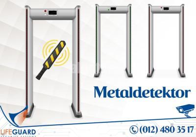qapi tipli metaldetektor LifeGuard 012 480 35 17