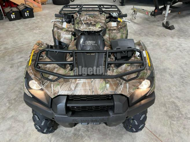 2019-Kawasaki-Brute-750-4×4-Power-Steering.-Like-New-Low-Miles.-Camo-Edition-3