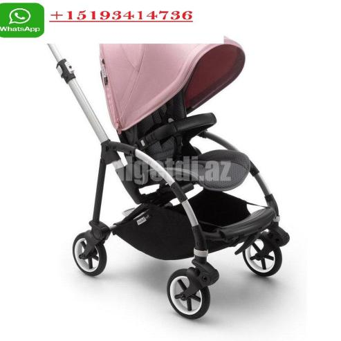 BUGABOO-BEE6-COMPLETE-STROLLER-WITH-CAR-SEAT-ADAPTER