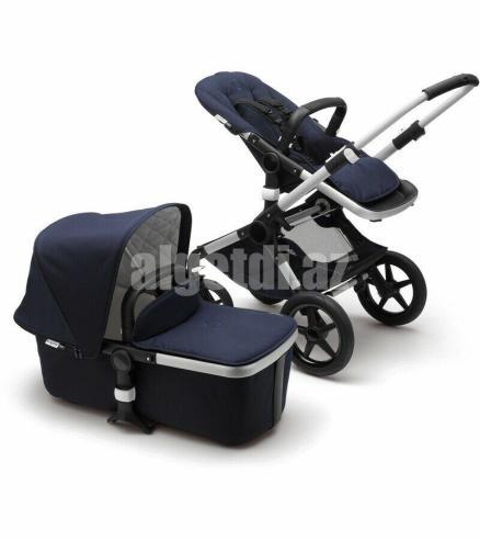 Bugaboo-Fox-Classic-Complete-Stroller-Aluminum-Dark-Navy