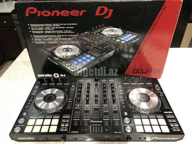 Pioneer-DDJ-SX-Digital-DJ-Controller