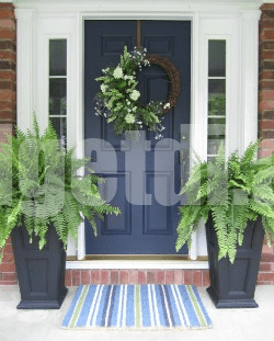 5-simple-but-gorgeous-front-door-transformations-1b