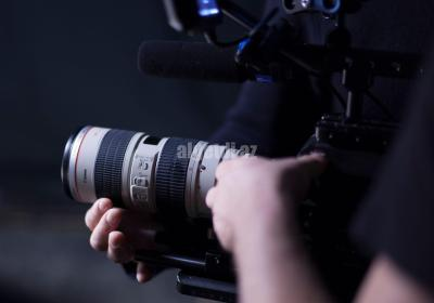night video shooting
