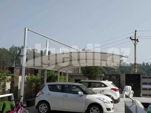 Customize-Car-Parking-Tensile-Structure