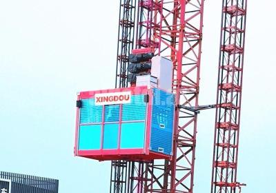 OEM Design Sc200 200 Building Construction Hoist for Material Passenger Lift Hoist