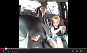 BatDad Vine with Son