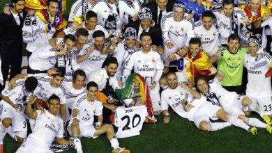 Photo of ريال مدريد يتوج بكأس الملك على حساب برشلونة (فيديو وصور)