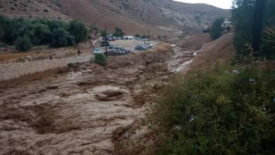 Photo of غطاسو الدفاع المدني يبحثون عن 5 مفقودين بمنطقة مليح بمادبا