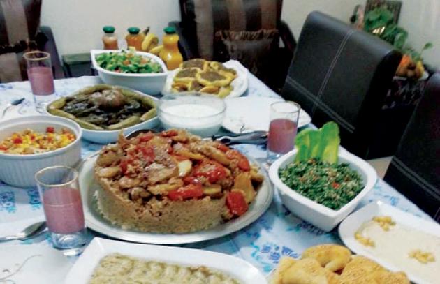 صيام رمضان متصل بلا افطار