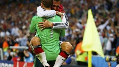 Photo of ألمانيا بطلة لكأس العالم