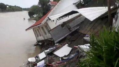 Photo of 85 قتيلا جراء الانهيارات الأرضية والسيول في الفلبين