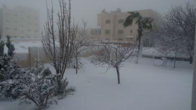 Photo of تعليق الدراسة في مدارس مؤتة والمزار لتساقط الثلوج